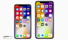 Apple's 'iPhone X Plus' Said to Have 1242 x 2688 Resolution, Could Come With Dual-SIM and Gold Color Option – Top Stream Tech Iphone 5s, Iphone 8 Plus, New Iphone, Apple Iphone 6, Iphone Design, Iphone Rumors, Smartphone Price, Apple 6, Galaxy Note 7
