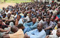 Welcome To Emmanuel Ik blog: Nigerian Military Releases 182 Boko Haram Prisoner...