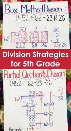Do You Dread Teaching Division To Grade Students? Look at These Division Strategies To Help Anchor Chart Ideas And Links To Videos Included Division Anchor Chart, Anchor Charts, Teaching Division, Math Division, Teaching Math, How To Teach Division, Long Division, Kindergarten Math, Maths Guidés
