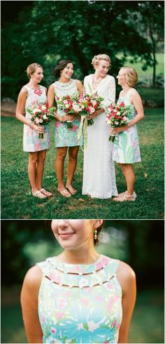 lilly pulitzer wedding dresses