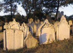 Židovský hřbitov | Mikulov.cz