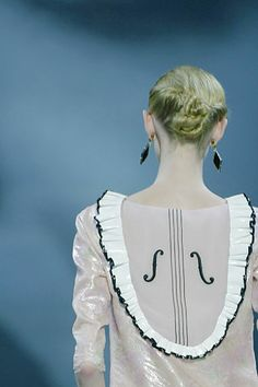 Viktor & Rolf   Spring 2008 Ready-to-Wear Collection   Style.com