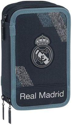 Real Madrid, Zip Around Wallet, Zippers