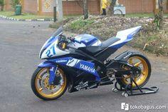 Modif Yamaha v-ixion 150cc..