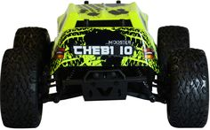 MODSTER Truggy EP 4WD 1:10 Brushless 2.4 GHz RTR MODSTER Elektro RC-Cars
