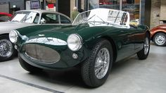 1948 Aston Martin 2-litre sports