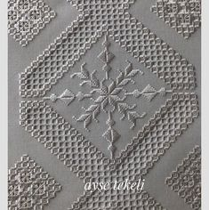 Hardanger Embroidery, Paper Embroidery, Embroidery Stitches, Embroidery Patterns, Doll Clothes Patterns, Clothing Patterns, Dress Patterns, Crochet Doily Patterns, Crochet Doilies