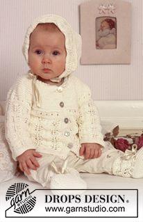 Bebés - Patrones gratuitos por DROPS Design