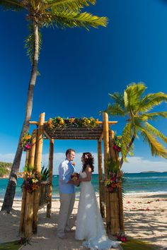 » Bolongo Bay Beach Resort Wedding Gallery - Bolongo Bay Beach Resort