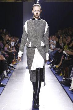 Sacai Ready To Wear Fall Winter 2015 Paris