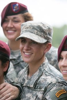First female Army Rangers graduate from grueling school  http://www.examiner.com/article/first-female-army-rangers-graduate-from-grueling-school?cid=db_articles