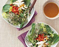 Meat Free Week Meal Plan: Healthy, filling recipes