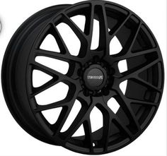 Tenzo concept-10 (black) #car #rims #carrims