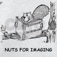 BWAHAHA (seriously, I am terrified of testicular ultrasound) Ultrasound Humor, Ultrasound Sonography, Ultrasound Tech, Hospital Humor, Nuclear Medicine, Tech Humor, Medical Imaging, Radiology, Love My Job