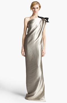 This Lanvin gown calls for a celebration.