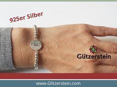 #Schmuck #Muenchen Armband Diy, Diy Schmuck, Bracelets, Jewelry, Fashion, Glass Beads, Chain, Moda, Jewlery