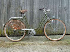 The Past, Bicycle, Retro, Products, Hs Sports, Bicycles, German, Bike, Bicycle Kick