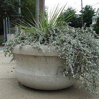 Concrete Classics - Massive planter or barrier diameter