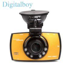 "Dash Cam Full HD 1080P 2.7"" Car Dvrs G30 Novatek NT96220 Car Camera Recorder With Motion Detection Night Vision G-Sensor Car Dvr"