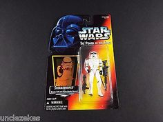 Star Wars Kenner Stormtrooper with Blaster Rifle Action Figure
