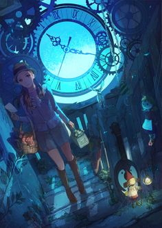 The Art Of Animation #anime #illustration