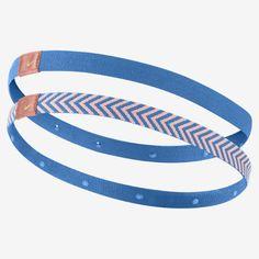 Nike Chevron Sport Headband (2 Pack)