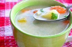 Smakowite Dania: Zupa grysikowa z ziemniakami