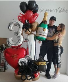Birthday Party For Men Ideas Balloons 68 Ideas Birthday Crafts, Man Birthday, Birthday Party Themes, Birthday Ideas, Birthday Decorations For Men, Balloon Decorations Party, Balloon Gift, Balloon Garland, Balloon Arrangements