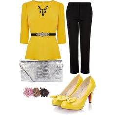 A fashion look from December 2014 featuring Oasis tops, Hobbs capris and Boohoo shoulder bags. Browse and shop related looks.