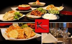 Only $25 for the �Kobe Jones Special� Set Menu Showcasing 8 different dishes! Restaurant Vouchers, Restaurant Deals, Deal Sites, All Restaurants, Menu, Dishes, Ethnic Recipes, Food, Essen