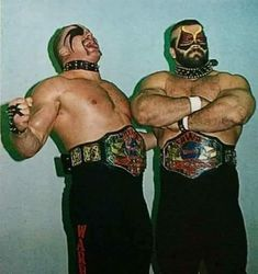 AWA World Tag Team Champions, Hawk and Animal, the Road Warriors Awa Wrestling, Wrestling Stars, Wrestling Superstars, Wcw Wrestlers, Famous Wrestlers, Bruiser Brody, The Road Warriors, Wwe Pictures, Wwe Wallpapers