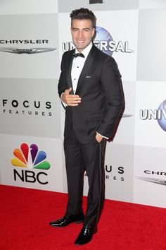 Pin for Later: After the Golden Globes Come the Afterparties, and Your Favorite Stars Didn't Miss Them  Pictured: Jencarlos Canela