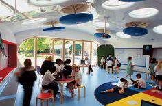 Future Systems. Future school - Architecture - Domus