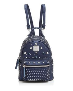 Mcm Backpack - Special Stark Extra Mini