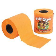 Rutt Wipe Blaze Orange Toilet Paper - Mills Fleet Farm