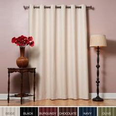 Thermal 84-inch Blackout Curtain Panel