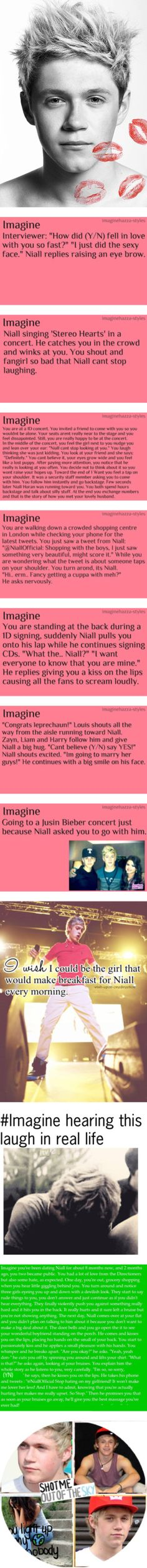 """Imagine ; Niall"" by imagine-1d ❤ liked on Polyvore"