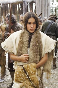 The New World (2005). Love this film.
