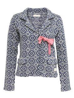Odd Molly-Lovely Knit Sweater/Cardigan
