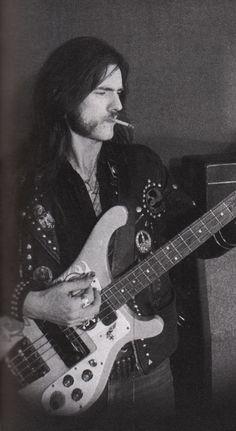 Lemmy Killmister.