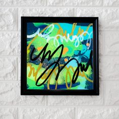 Angels cm - Cursive by Brittany - Innovative Artistic Technique Abstract Portrait, Abstract Art, Wholesale Home Decor, Acrylic Sheets, Cursive, Art Techniques, Art Studios, Abstract Expressionism, Painting & Drawing