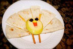 quesadilla turkey
