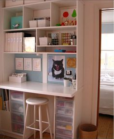 Organized and Tidy  http://sweethomestyle.tumblr.com/