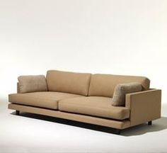 D'Urso Residential Sofa - Leather