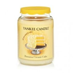 Yankee Candle - Banana Cream Cake