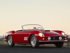 1958 Ferrari 250 GT LWB California Spider by Scaglietti | Arizona 2014 | RM AUCTIONS
