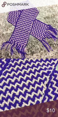 Knitted Scarf In excellent condition!   { FYI, I'm trying to clear some space in my closet, so I'm not interested in trading :) Thanks! } Anthropologie Accessories Scarves & Wraps