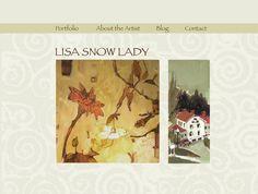 Lisa Snow Lady website