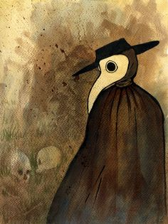 the plague doctor ~