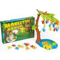 Monkeying Around Game